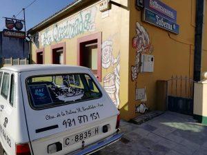 Restaurante A Queimada. Pasea por Fene