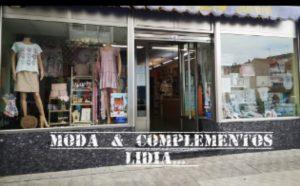 Moda e complementos Lidia
