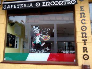Cafetería O Encontro de Leo