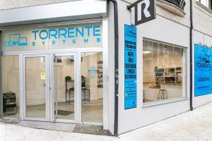 Torrente Systems. Pasea por Fene